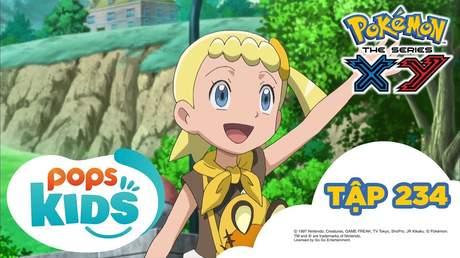 Pokémon S17 - Tập 234: Đội phòng vệ Lapras xuất phát - Cố lên Yurika