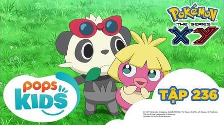Pokémon S18 - Tập 236: Yanchamu hãy nhảy lên, hãy quyến rũ lên Fokko