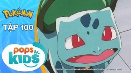 Pokémon S2 - Tập 100: Quái vật dưới cống ngầm
