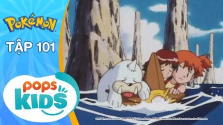 Pokémon S2 - Tập 101: Nhà thi đấu Yuzu! Trận chiến 3 vs 3