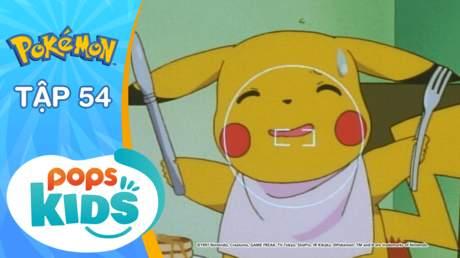Pokémon S2 - Tập 54: Chụp ảnh Pikachu