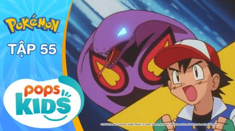 Pokémon S2 - Tập 55: Kì thi kiểm tra về Pokémon