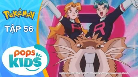 Pokémon S2 - Tập 56: Bí mật của khu nuôi dạy Pokémon