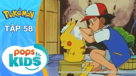 Pokémon S2 - Tập 58: Quyết chiến ở nhà thi đấu Glen