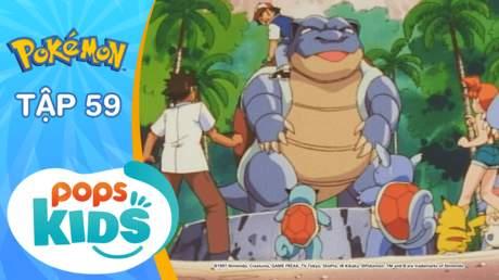 Pokémon S2 - Tập 59: Đảo của Kamex