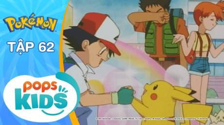 Pokémon S2 - Tập 62: Nhà thi đấu Tokiwa - Huy hiệu cuối cùng