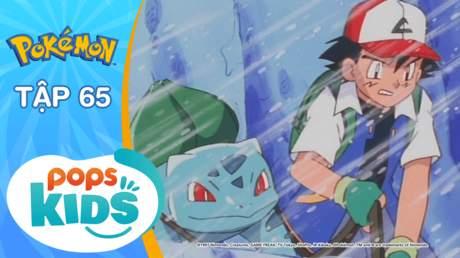 Pokémon S2 - Tập 65: Qua đêm giữa bão tuyết với Iwark
