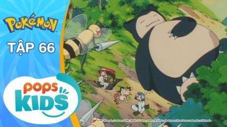 Pokémon S2 - Tập 66: Quyết chiến với đối thủ phòng nghiên cứu Okido