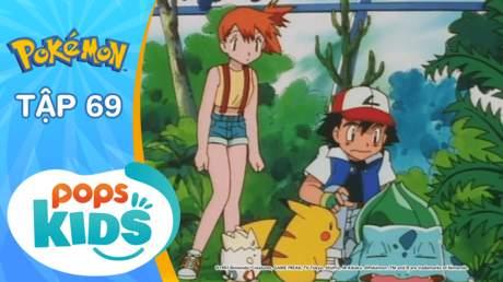 Pokémon S2 - Tập 69: Kusaihana ở vườn thực vật