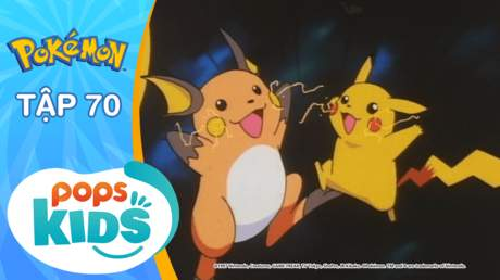 Pokémon S2 - Tập 70: Phim điện ảnh Pokémon
