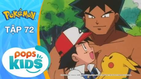 Pokémon S2 - Tập 72: Tứ thiên vương Shiba xuất hiện