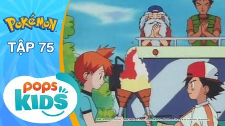 Pokémon S2 - Tập 75: Fire! Lễ khai mạc giải Liên Đoàn Pokémon