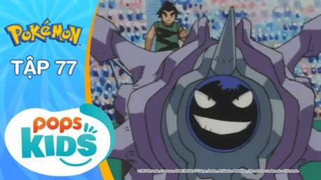 Pokémon S2 - Tập 77: Chiến trường băng! Trận chiến của Pokémon lửa