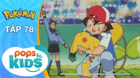 Pokémon S2 - Tập 78: Chiến trường Cỏ! Đối thủ bất ngờ