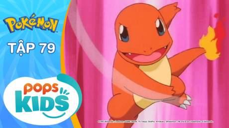Pokémon S2 - Tập 79: Kỳ phùng địch thủ