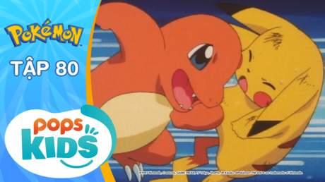 Pokémon S2 - Tập 80: Sân thi đấu thạch anh! Đấu với Hiroshi