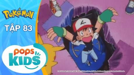 Pokémon S2 - Tập 83: Khinh khí cầu bất hạnh
