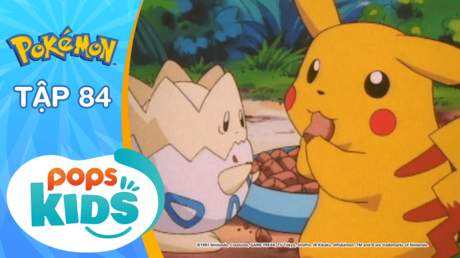 Pokémon S2 - Tập 84: Pokémon phương nam và bóng GS