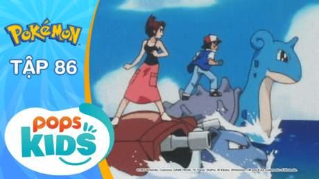 Pokémon S2 - Tập 86: Giải liên đoàn Orange! Nhà thi đấu Natsukan