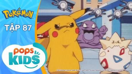 Pokémon S2 - Tập 87: Bí mật những Pokémon bị mất tích