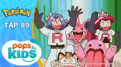 Pokémon S2 - Tập 89: Hòn đảo Pokémon hồng