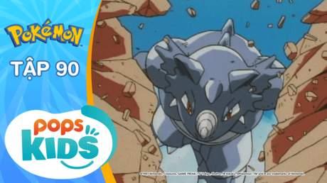 Pokémon S2 - Tập 90: Bí mật Pokémon hoá thạch Kabuto
