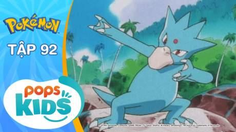 Pokémon S2 - Tập 92: Tạm biệt Koduck, đón chào Golduck