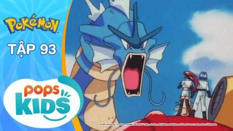 Pokémon S2 - Tập 93: Cô Joy ra khơi! Vượt qua bão táp