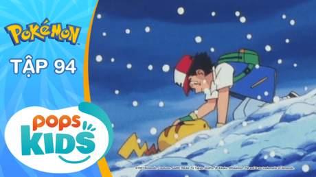 Pokémon S2 - Tập 94: Hội quán Neburu và trận chiến trên núi tuyết