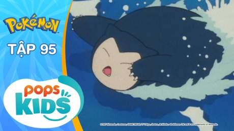 Pokémon S2 - Tập 95: Kabigon tham ăn! Nguy cơ lớn!