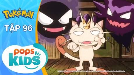 Pokémon S2 - Tập 96: Con tàu ma và Pokémon linh hồn