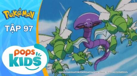 Pokémon S2 - Tập 97: Niềm tự hào của chiến sĩ Strike