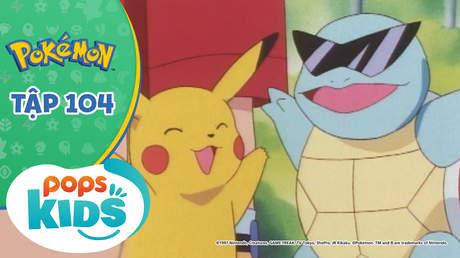 Pokémon S3 - Tập 104: Zenigame và Kamex quyết đấu