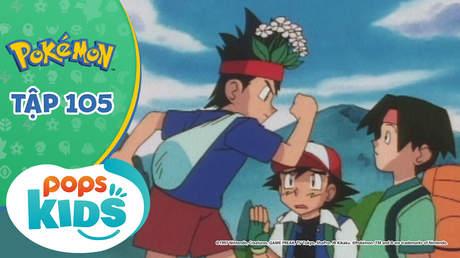 Pokémon S3 - Tập 105: Kabigon cố lên nào