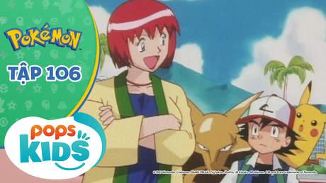 Pokémon S3 - Tập 106: Thi đấu đôi - Nhà thi đấu cuối cùng