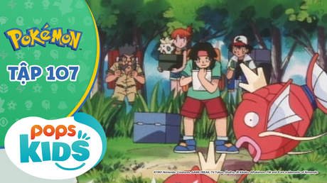 Pokémon S3 - Tập 107: Koiking - Bí mật của sự tiến hoá