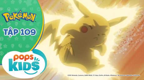 Pokémon S3 - Tập 109: Cúp vô địch! Trận đấu 6 vs 6