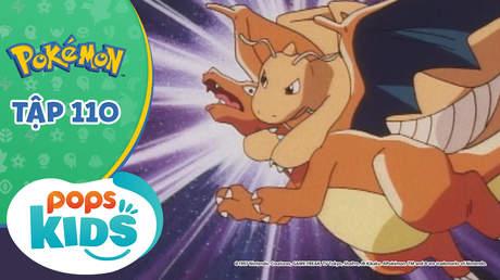 Pokémon S3 - Tập 110: Trận chiến cuối cùng - Kairyu xuất trận