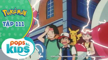 Pokémon S3 - Tập 111: Marumine bùng nổ