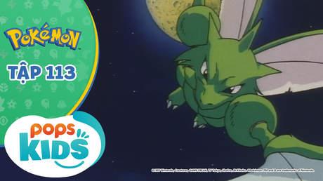 Pokémon S3 - Tập 113: Cuộc so tài của Satoshi và Shigeru