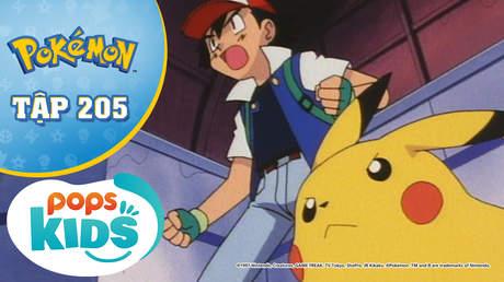 Pokémon S5 - Tập 205: Ánh sáng của ngọn hải đăng - Trận đấu ở thành phố Asagi