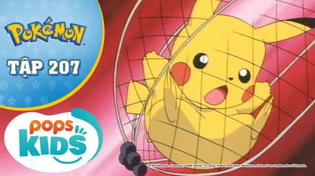 Pokémon S5 - Tập 207: Khiêu chiến trên quần đảo xoắn ốc - Thử thách mới