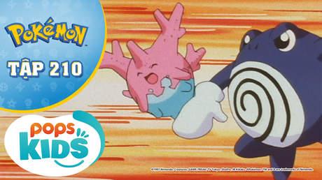 Pokémon S5 - Tập 210: Sunnygo và Amigo - Quyết đấu ở đảo cá vàng