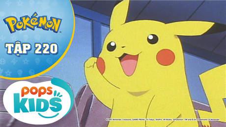 Pokémon S5 - Tập 220: Bay đi Hoho - Hướng tới Asagi