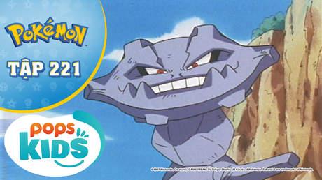 Pokémon S5 - Tập 221: Nhà thi đấu Asagi - Vs Haganei!