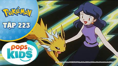 Pokémon S5 - Tập 223: Eifie và Sakura - Trở lại thành phố Enju