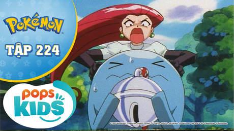 Pokémon S5 - Tập 224: Suicune và Minaki - Truyền thuyết về Houou