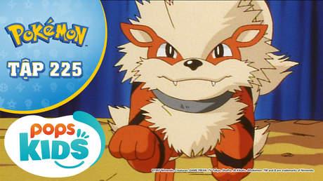 Pokémon S5 - Tập 225: Chạy đua bằng Pokémon cưỡi