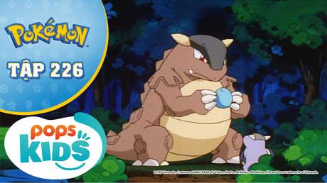 Pokémon S5 - Tập 226: Nữ thám tử lừng danh Junsa - Bí ẩn của quả trứng bị mất tích