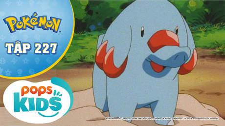 Pokémon S5 - Tập 227: Trứng ơi, nở đi